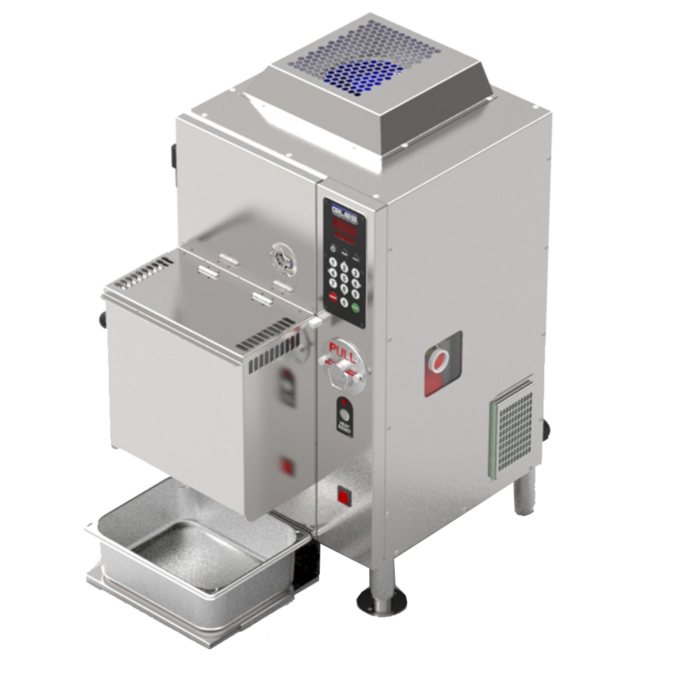 Giles GXF-F Countertop Electric Fryer - (1) 21-lb Vat, 208-240v/1ph