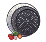 "Allied Metal Spinning BDLPA16 - EA 16"" Perforated Pizza Pan, Aluminum"