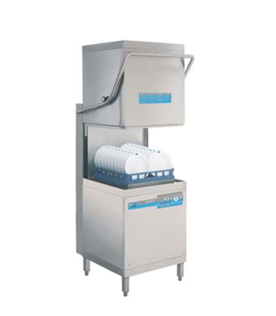 Meiko DV80.2PUMP 208-230/60/3 High Temp Door-Type Dishwasher - 61 Racks/hr Capacity, 208-230/60/3