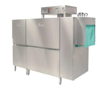 Meiko K76E208 54-in Single Tank Rack Conveyor Dishwasher For 260 Racks/Hr, 18-in Clear, 208/3