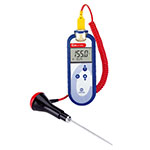 Comark C28/P13 Type K Waterproof Thermocouple Probe, PK24M Penetration