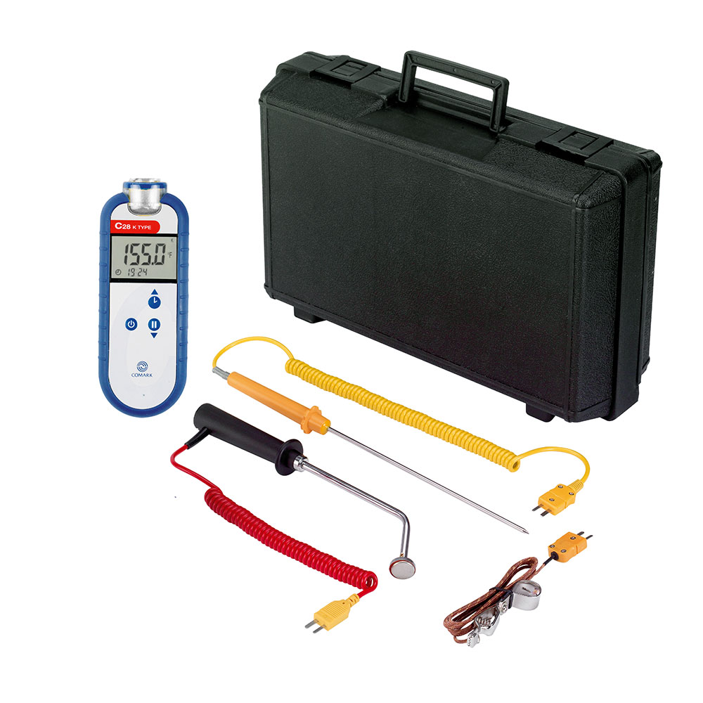 Comark C28/P14 Type K Waterproof Thermocouple Probe