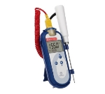 Comark C28/P16 Hand Held Digital Type K Waterproof Thermocouple Probe, PK19M
