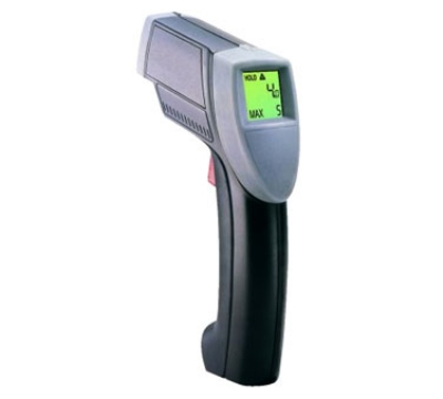 Comark KM842 Infrared Thermometer w/ Laser Sighting, Non-Contact