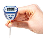 Comark DT400 Thermometer, Pocket, Digital, 1 Degree Accuracy, Waterproof