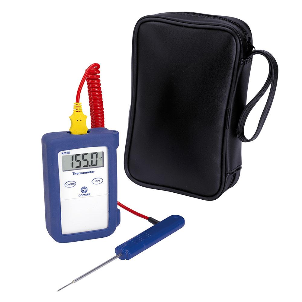 Comark KM28/P5 Handheld Thermometer Kit