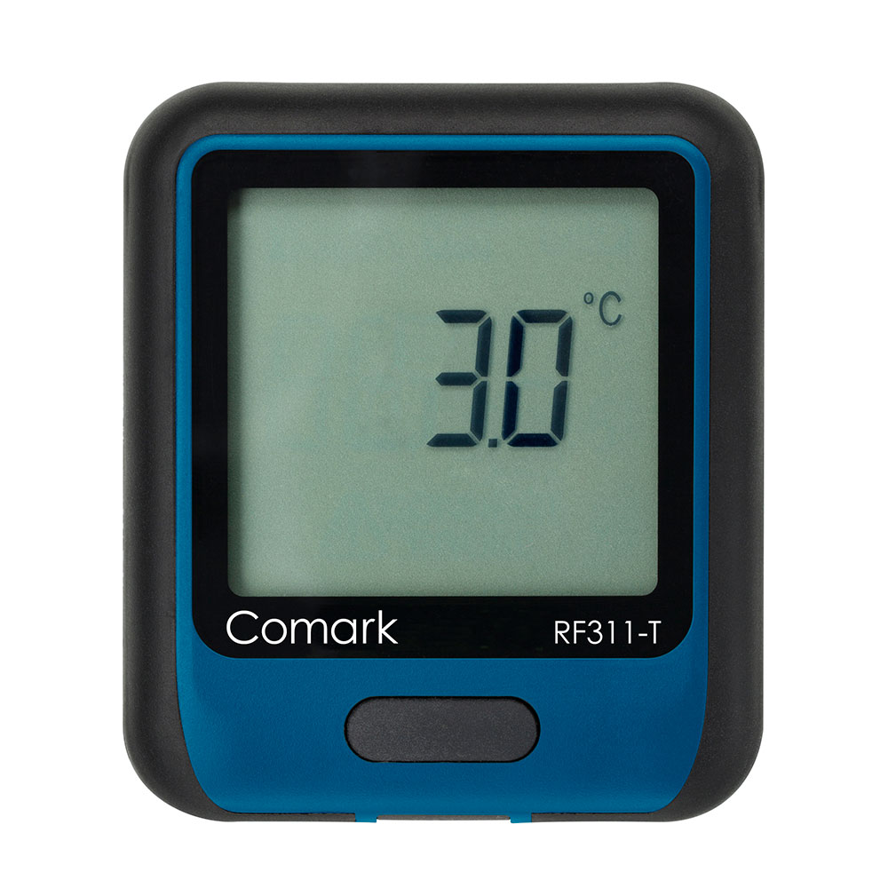 Comark RF311-T Temperature Data Logger - LCD Display, -4 - 140, WiFi Capable