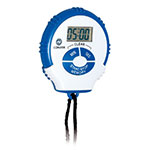 "Comark SWT2 Stopwatch Timer w/ Memory & 18"" Cord On Slide Card"