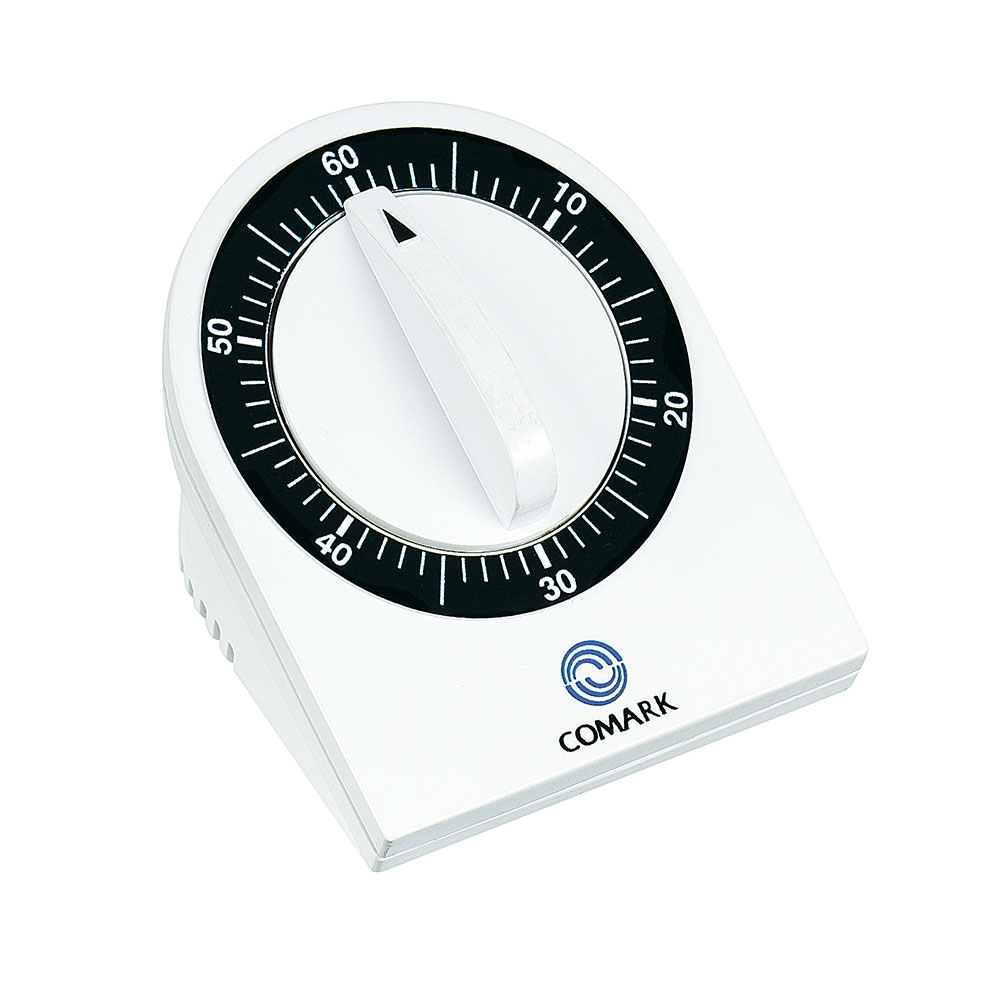 Comark UTL884 60-Minute Mechanical Timer w/ Long Ring