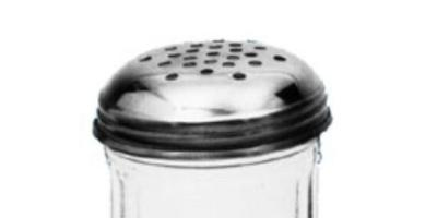 Johnson-rose 6800T Cheese Shaker Top, Stainless Steel