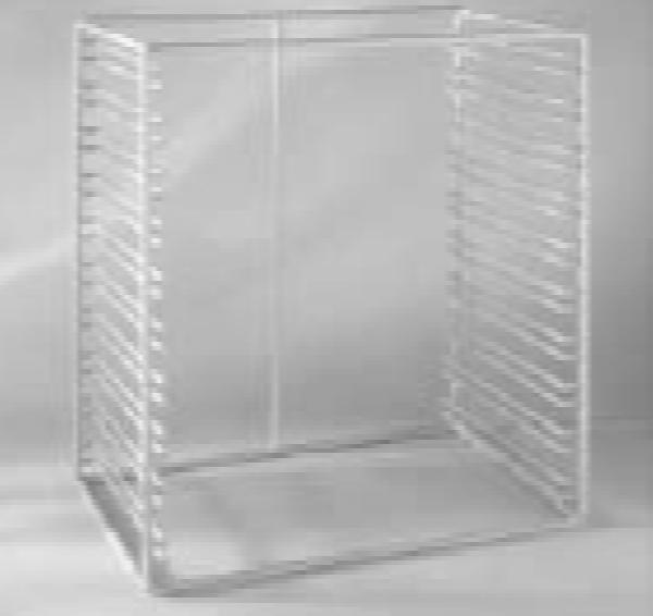 Beverage Air 403431D Bun Tray Rack, Free Standing, Holds 11 Full Size Trays