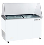"Beverage Air BDC-8 50.3"" Stand Alone Ice Cream Freezer w/ 8-Tub Capacity & 6-Tub Storage, 115v"
