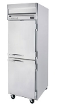 "Beverage Air HR1-1HS 26"" Single Section Reach-In Refrigerator, (2) Solid Door, 115v"