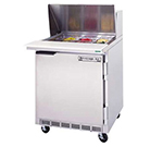 "Beverage Air SPE27B 27"" Sandwich/Salad Prep Table w/ Refrigerated Base, 115v"