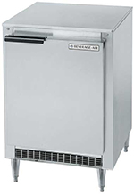 Beverage Air UCR20Y-02 20-in Undercounter Refrigerator, 2.7-cu ft, Shallow Depth, Stainless