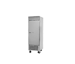 "Beverage Air FB72-1S 75"" Three Section Reach-In Freezer, (3) Solid Doors, 115v"
