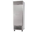 "Beverage Air HBR23-1-S 27.25"" Single Section Reach-In Refrigerator, (1) Solid Door, 115v"