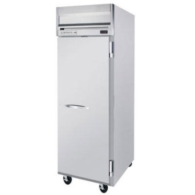 "Beverage Air HF11S 26"" One Section Reach-In Freezer, (1) Solid Door, 115v"