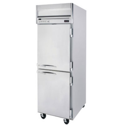 """Beverage Air HFS1-1HS 26"""" One Section Reach-In Freezer, (2) Solid Doors, 115v"""