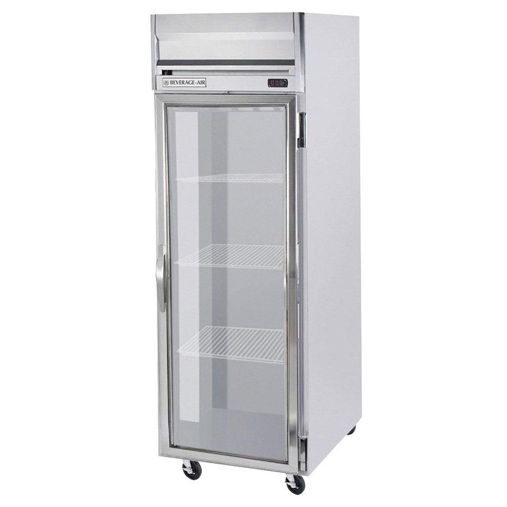 Beverage-Air HR1W-1G 35 One Section Reach-In Refrigerator...