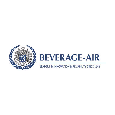 Beverage Air 61C08033A02 Tray Slide Kit #2 w/ 13-Set Bottom Mount Angle Slides & Large Pilasters