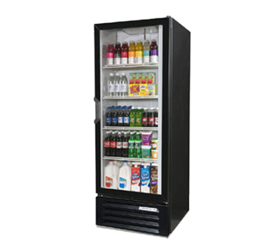 "Beverage Air LV121BLED 24"" One-Section Glass Door Merchandiser w/ Swing Door, 115v"