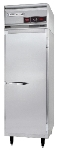Beverage Air PH1-1S-PT Pass-Thru Warming Cabinet w/ 2-Doors, Aluminum Exterior, 23.7-cu ft