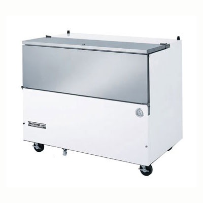 Beverage Air SM58N-W-02 Milk Cooler w/ Top & Side Access - (1539) Half Pint Carton Capacity, 115v