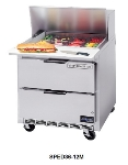 "Beverage Air SPED36-15M 36"" Sandwich/Salad Prep Table w/ Refrigerated Base, 115v"