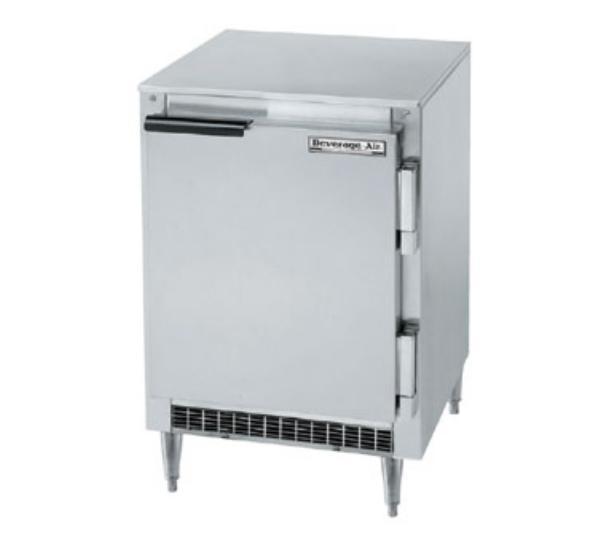 Beverage Air UCF20 2.7-cu ft Undercounter Freezer w/ (1) Section & (1) Door, 115v