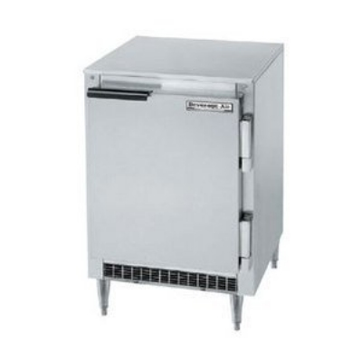 Beverage Air UCR20Y-24 2.7-cu ft Undercounter Refrigerator w/ (1) Section & (1) Door, 115v