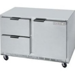Beverage Air UCRD46A2 16.7-cu ft Undercounter Refrigerator w/ (1) Section & (2) Drawers, 115v