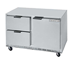 Beverage Air UCRD48A2 13.9-cu ft Undercounter Refrigerator w/ (2) Sections, (2) Drawers & (1) Door, 115v