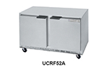 Beverage Air UCRF52A 15-cu ft Undercounter Freezer/Refrigerator w/ (2) Sections & (2) Doors, 115v