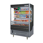 "Beverage Air VM18-1-G 51"" Vertical Open Air Cooler w/ (5) Levels, 115v"
