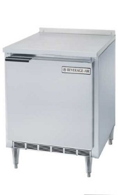 Beverage Air WTF27A-23 7.3-cu ft Worktop Freezer w/ (1) Section & (1) Door, 115v