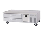 Beverage Air WTFCS60-1 11.1-cu ft Worktop Freezer w/ (1) Section & (2) Drawers, 115v