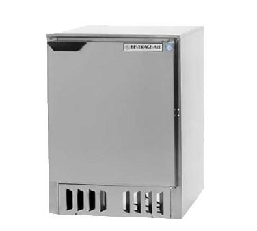 "Beverage Air WTR24A-FB 24"" Worktop Refrigerator w/ (1) Section, 115v"