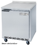 "Beverage Air WTR27A-24-23 27"" Work Top Refrigerator w/ (1) Section, 115v"