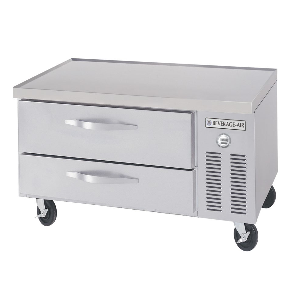 "Beverage Air WTRCS361 36"" Chef Base w/ (2) Drawers - 115v"