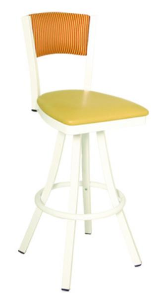 Vitro 600ox60 Oxford Series Bar Stool Plain Back Free