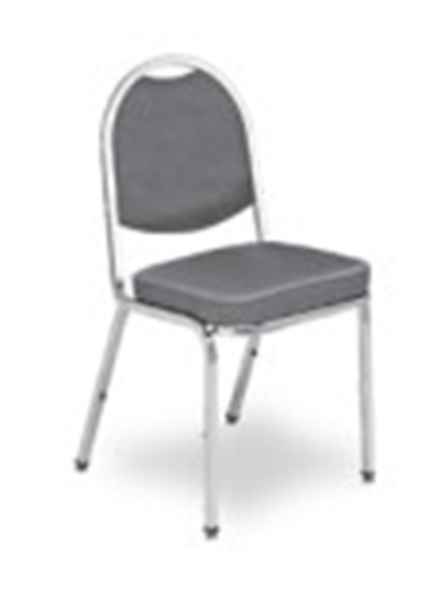 Vitro X-45SH Arch Back Chair w/ 2-in Pulled Seat & 1-Platform Glide