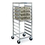 Lakeside 198 Glass Transport Cart w/ 10-Rack Capacity