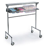 Lakeside 2600 Mobile Tray Starter Station For Full, Half & 1/3-Size Pans