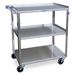 Lakeside 322 3-Shelf Utility Cart w/