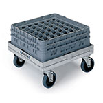 Lakeside 337 Dolly for Glass/Dish Rack w/ 700-lb Capacity