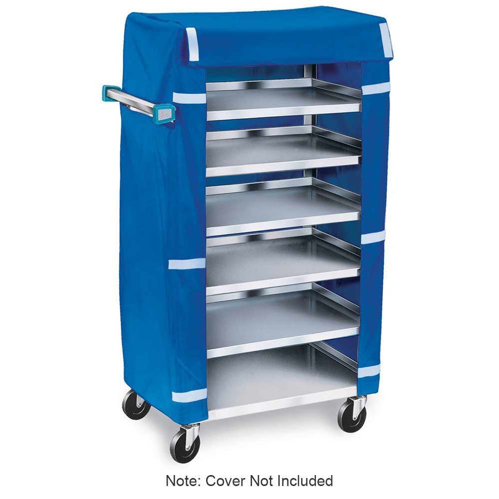 "Lakeside 438 30.75"" Room Service Cart w/ 6 Levels"
