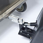 "Lakeside 4751 Small Clamp-On Hitch - Adjustable from 26"" to 41"""