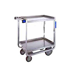 Lakeside 521 2-Shelf Utility Cart w/ Handle &am