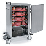 Lakeside 5500 6-Tray Ambient Meal Delivery Cart